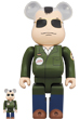 BE@RBRICK Travis Bickle 100% & 400%