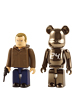 JACK BAUER & 24BE@RBRICK SET