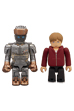 KUBRICK REAL STEEL 2PACK ATOM & MAX