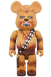 BE@RBRICK CHEWBACCA(TM)400%