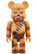 BE@RBRICK CHEWBACCA(TM)100%