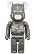 BE@RBRICK ARMORED BATMAN 400%