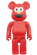 BE@RBRICK ELMO 1000%