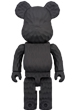 BE@RBRICK カリモク fragment design 400%(carved wooden)