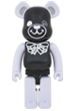 BE@RBRICK FREEMASONRY × fragmentdesign 1000% BLACK