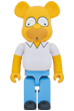 BE@RBRICK HOMER SIMPSON 1000%