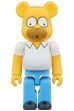 BE@RBRICK HOMER SIMPSON 100%
