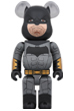 BE@RBRICK BATMAN(JUSTICE LEAGUE Ver.) 1000%