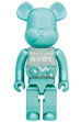 MY FIRST BE@RBRICK B@BY TURQUOISE Ver.1000%