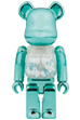 MY FIRST BE@RBRICK B@BY TURQUOISE Ver. 100%