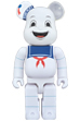 BE@RBRICK STAY PUFT MARSHMALLOW MAN 1000%