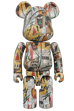 超合金 BE@RBRICK JEAN-MICHEL BASQUIAT