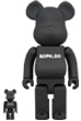 BE@RBRICK SOPH. 20th ANNIV. 100% & 400%