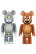 BE@RBRICK TOM and JERRY 2PACK