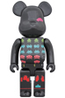 BE@RBRICK SPACE INVADERS 400%
