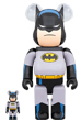 BE@RBRICK BATMAN ANIMATED 100% & 400%