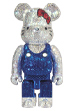 CRYSTAL DECORATE HELLO KITTY BE@RBRICK 400%