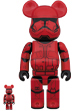 BE@RBRICK SITH TROOPER (TM) 100% & 400%