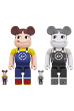 MILKY THE CONVENI PEKO BE@RBRICK 100% & 400%
