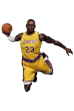 MAFEX LeBron James(Los Angeles Lakers)