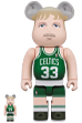 BE@RBRICK Larry Bird(Boston Celtics) 100% & 400%