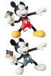 VCD THROW MICKEY NORMAL Ver./B&W Ver.