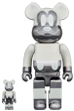 BE@RBRICK fragmentdesign MICKEY MOUSE REVERSE Ver.100% & 400%