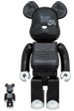 BE@RBRICK NIKE SB 2020 BLACK 100% & 400%