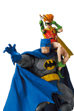 MAFEX BATMAN BLUE Ver. & ROBIN(The Dark Knight Returns)