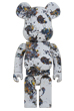 BE@RBRICK Jackson Pollock Studio(SPLASH) 1000%
