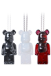 Baccarat BE@RBRICK ロングネックレス