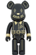 BE@RBRICK ANNA SUI BLACK 1000%