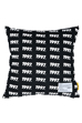 FABRICK X YOUTH LOSER SQUARE CUSHION COVER+PILLOW
