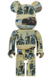 BE@RBRICK The Beatles 'Anthology' 1000%