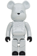 BE@RBRICK NIKE SB 2020 WHITE 1000%