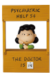 UDF PEANUTS SERIES 12 PSYCHIATRIC HELP LUCY