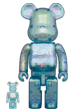 BE@RBRICK X-girl 2021 100% & 400%