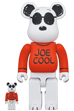 BE@RBRICK JOE COOL 100% & 400%