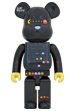 BE@RBRICK PAC-MAN 1000%
