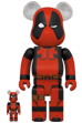 BE@RBRICK DEADPOOL 100% & 400%