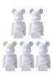 BE@RBRICK AROMA ORNAMENT No.0 COLOR SWEET SUGAR PINK/SUGAR PURPLE/SUGAR YELLOW/SUGAR MINT/SUGAR BLUE