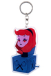 "MLE ASAMI MATSUMURA シリーズ ACRYLIC KEY CHAIN ""Jack In The Box Maria"""