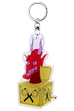 MLE ASAMI MATSUMURA シリーズ ACRYLIC KEY CHAIN Jack In The Box Devil