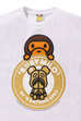 BABY MILO BE@RBRICK BUSY WORKS TEE