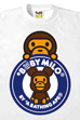 BE@RBRICK MILO BUSY WORKS TEE