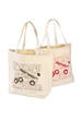 BE@RBRICK SD-CANVAS TOTE BAG