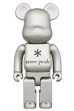 BE@RBRICK snow peak 400%