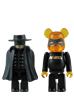 K-20 KUBRICK & BE@RBRICK SET
