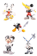 UDF MICKEY MOUSE (Roen collection)