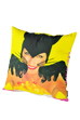 "VINYL ""BLACK CATS"" CUSHION HEAT WAVE"